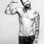 Flower Tattoo for Men (7)