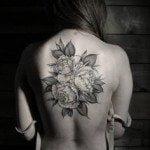 flower-tattoos-for-girls-29