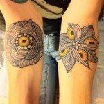 flower-tattoos-for-girls-35