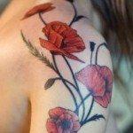flower-tattoos-for-girls-36