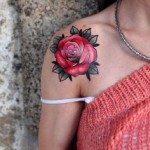 flower-tattoos-for-girls-45