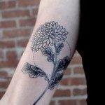 flower-tattoos-for-girls-46