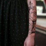flower-tattoos-for-girls-71
