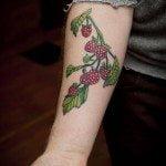 flower-tattoos-for-girls-85