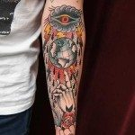 forearm-tattoo-for-girls-31