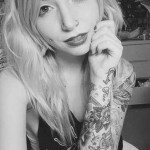 forearm-tattoo-for-girls-34