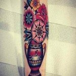 forearm-tattoo-for-girls-7