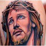 Jesus Tattoo (1)