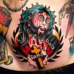 Jesus Tattoo (44)