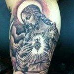 Jesus Tattoo (46)