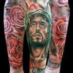 Jesus Tattoo (47)