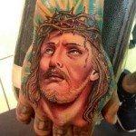 Jesus Tattoo (53)