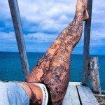 leg-tattoo-for-girls-3