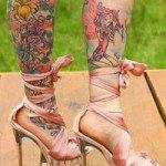 leg-tattoo-for-girls-41