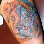 lion-tattoos-for-girls-25