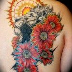 lion-tattoos-for-girls-27