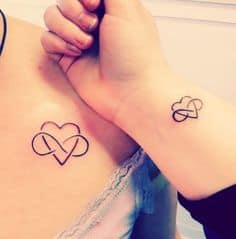 Mother Daughter Tattoo Ideas 14