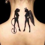 neck-tattoo-for-girls-19