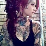 neck-tattoo-for-girls-4