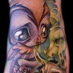 owl-tattoos-for-girls-4