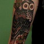 owl-tattoos-for-girls-5