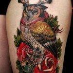 owl-tattoos-for-girls-7