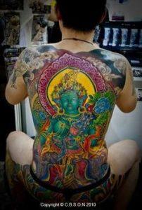 Religious Tattoo Idea 13