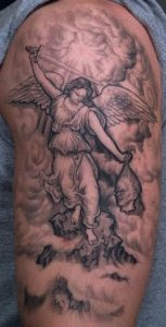 Religious Tattoo Idea 16