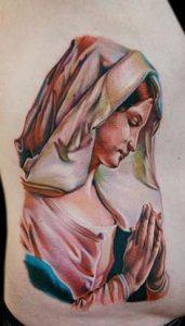 Religious Tattoo Idea 17