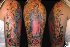 Religious Tattoo Idea 22