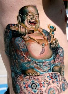 Religious Tattoo Idea 24