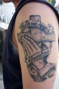 Religious Tattoo Idea 25