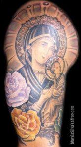 Religious Tattoo Idea 26
