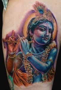 Religious Tattoo Idea 27
