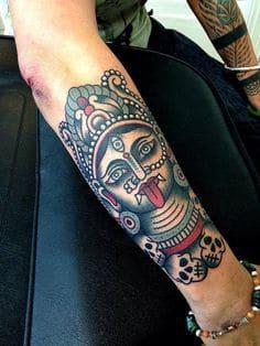 Religious Tattoo Idea 35