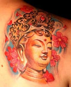 Religious Tattoo Idea 37