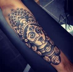 Religious Tattoo Idea 40