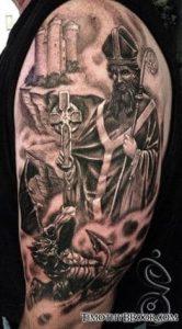 Religious Tattoo Idea 41