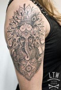 Religious Tattoo Idea 44