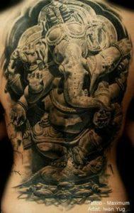 Religious Tattoo Idea 45