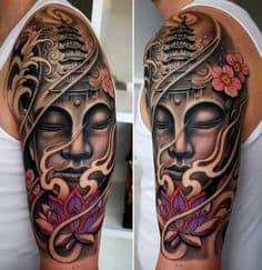 Religious Tattoo Idea 46