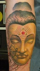 Religious Tattoo Idea 49