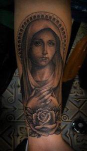 Religious Tattoo Idea 50