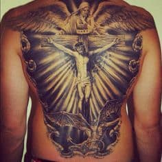 Religious Tattoo Idea 8