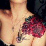 shoulder-tattoos-for-girls-18