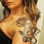 shoulder-tattoos-for-girls-39