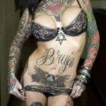 stomach-tattoo-for-girls-12