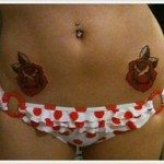 stomach-tattoo-for-girls-38