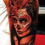 sugar-skull-tattoos-for-girls-18
