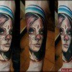 sugar-skull-tattoos-for-girls-2